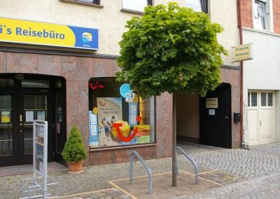 Pension in Falkenberg Pension Hofmann Unterkunft in Falkenberg / Elster